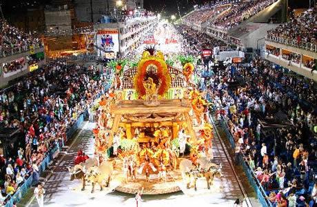 rio carnival 2011