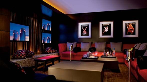 Hugh Hefner Sky Villa
