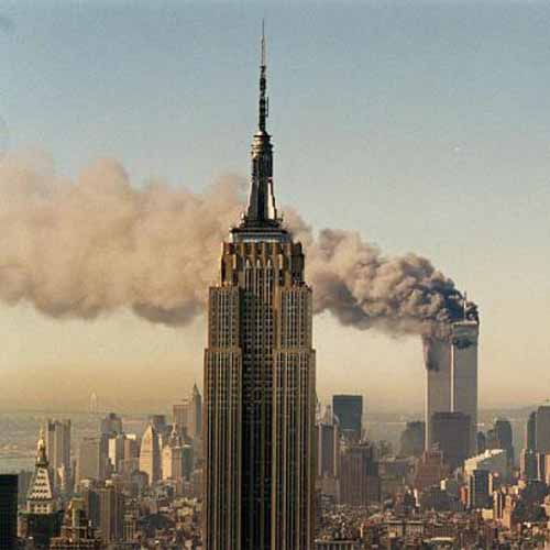 9-11 Twin Towers