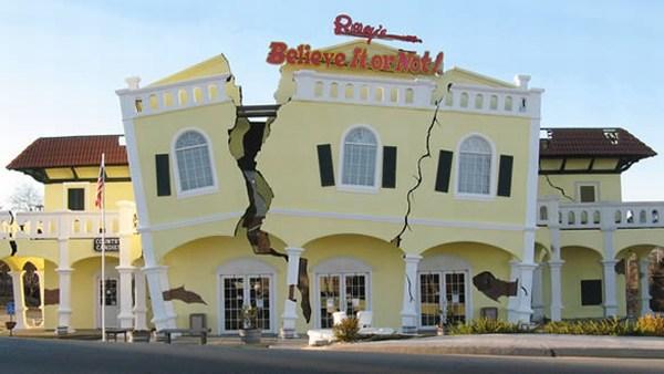 Ripley's Building, Branson, Missouri, USA
