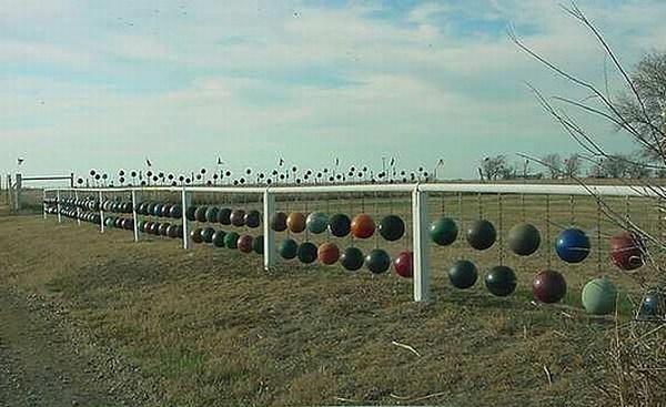 Strange Fences