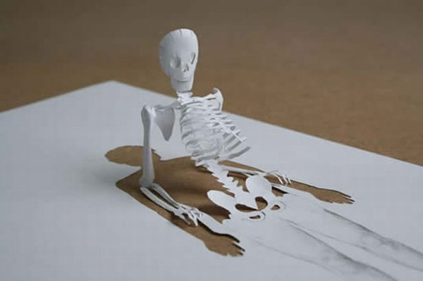 Paper Art Work