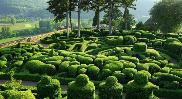 Gardens at Marqueyssac