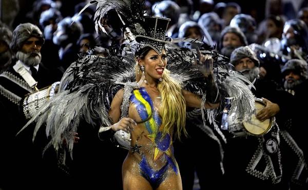 Carnival in Brazil 2012