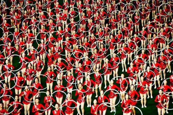 Mass Games in North Korea