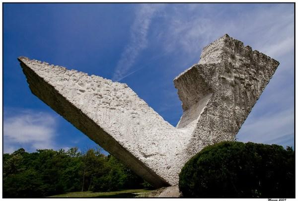Yugoslavian Monuments