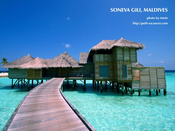 Soneva Gili by Six Senses