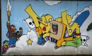Simpsons Graffiti