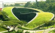 Green Turfed Roofscape – Singapore