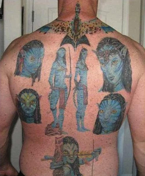 Most Idiotic Tattoos
