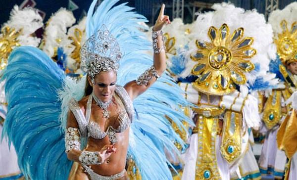 Carnival in Rio de Janeiro - 2013
