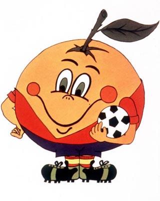 FIFA World Cup mascots