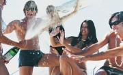 Champagne Spray in Marbella!